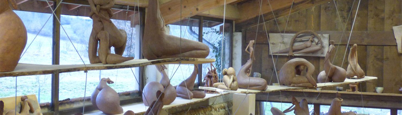 découvrir la collection de la Galerie Temple de la Femme