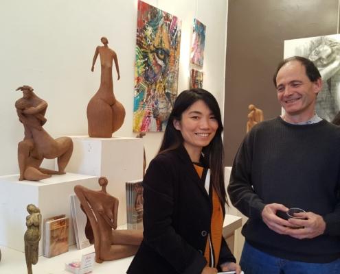 Vincent Tournebize chez Vis'Art
